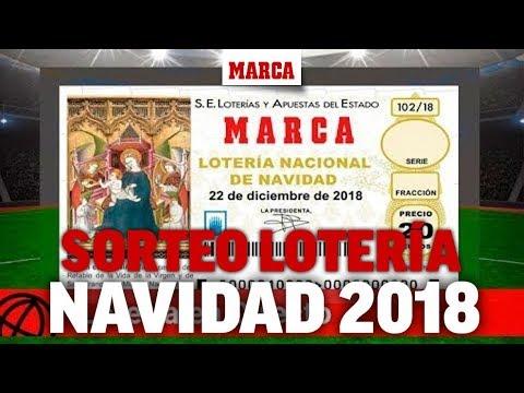 Imagenes Loteria Navidad.Loteria De Navidad 2018 Todos Los Premios De La Loteria De