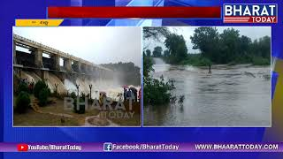 Heavy Rain Continues In Khammam District   BharatToday