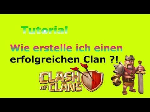 wie erstelle ich einen erfolgreichen Clan CoC Clash of Clans