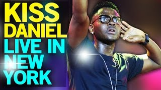 KISS DANIEL Live In New York City