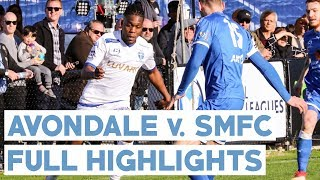 NPLVIC 2018 RD25 - Avondale v. South Melbourne
