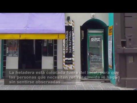 Restaurantes tucumanos pusieron en marcha una Heladera Social