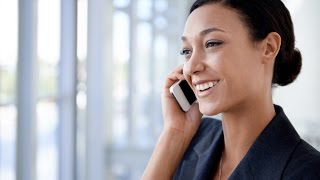 Telephone English - BEP 69A: Answering the Telephone in English | Business English Conversation