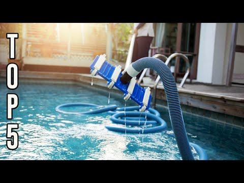 ✅ TOP 5: Best Above Ground Pool Vacuum 2019