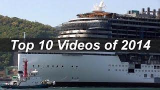 Top 10 Most Viewed Videos on BINMEI.JP Channel in 2014
