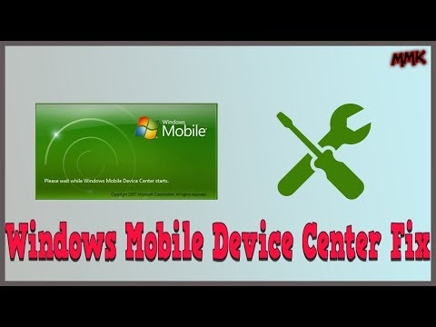 Windows Mobile Device Center Not Working Windows 10 Fix