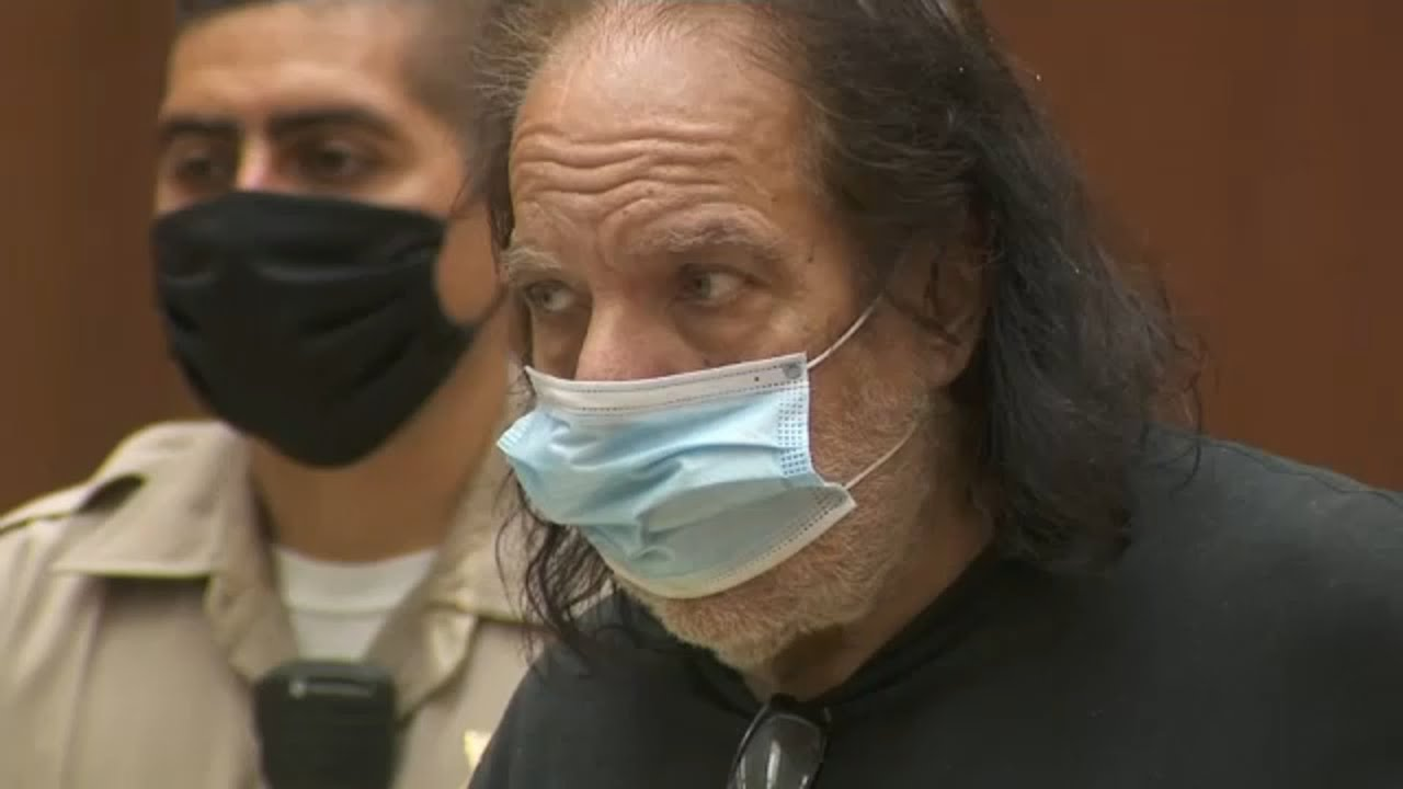 Porn star Ron Jeremy indicted in Los Angeles on more than 30 sex ...