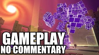 ATOMEGA - Gameplay / No Commentary - Reaching OMEGA