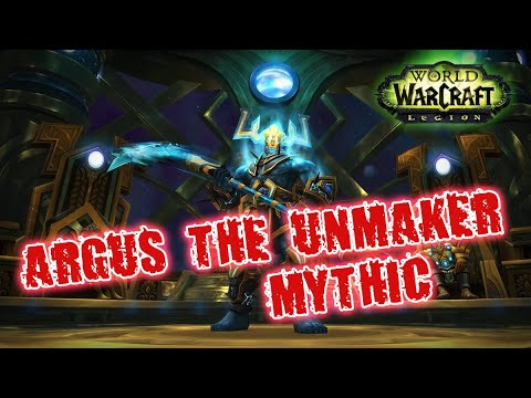 Argus the Unmaker: Mythic -