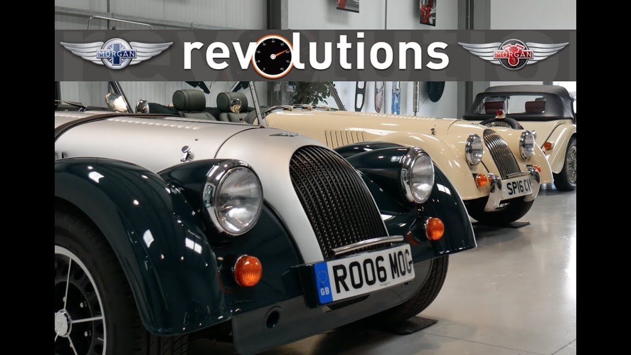Revolutions Morgan Dealership, Perth - Scotland - YouTube