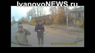 В Иванове двое на мотоцикле влетели на встречке в «ГАЗель»