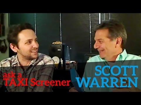 Behind the Scenes with TAXI Screener Scott Warren