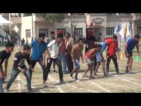 400  METERES ( BOYS )--ANNUAL SPORTS MEET (2018)-D A V COLLEGE AMRITSAR