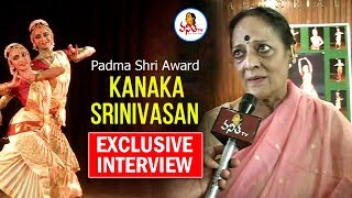 Padma Shri Awardee Kanaka Srinivasan Face To Face | New Delhi | Vanitha TV