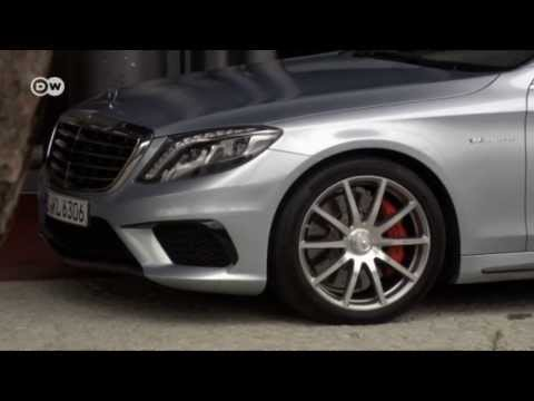 Am Start: Mercedes S 63 AMG | Motor mobil