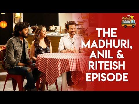 Madhuri Dixit   Anil Kapoor   Riteish Deshmukh   Masterchef Shipra Khanna  9XM Startruck   Episode 5