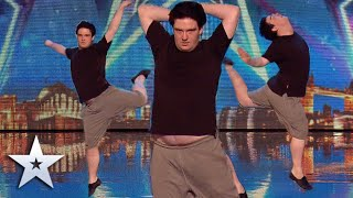 Will this DANCER'S moves WIN over the Judges? I Auditions I BGT Series 9