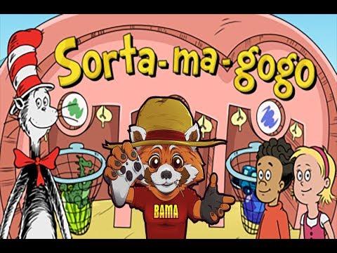 Dr Seuss - Cat In The Hat - Sorta Ma Gogo (RPB Show)