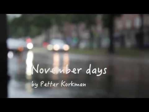 November days