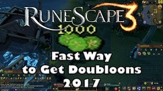 Fastest Way to get Phantom Doubloons In Rs3 2017!!