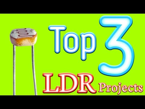 Top 3 Ldr Projects || By Es Tech Knowledge