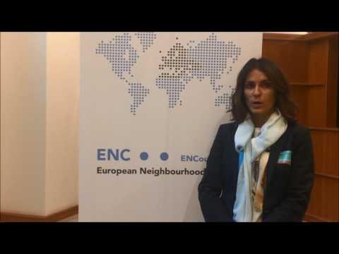 ENC Event Spotlight - Interview with Sabiha Senyücel Gündoğar