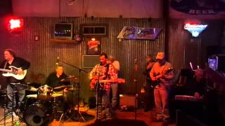 Today I Started Loving You Again, Noel Haggard With Texas Blues Revue