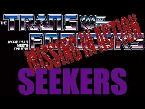 Transformers MIA EP1 Seekers Teaser Trailer