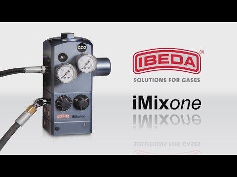 Фото газового смесителя IBEDA iMixone