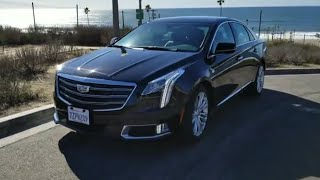 Cadillac XTS is Big and Comfee!!! Full Review Ran D