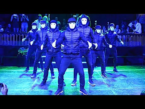 Jabbawockeez New 2017 - Tribute By Crazy Madrid - Best Dance The Of The World