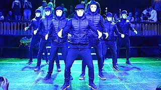 Jabbawockeez New 2017 - Tribute By Crazy Madrid - Best Dance The Of The World
