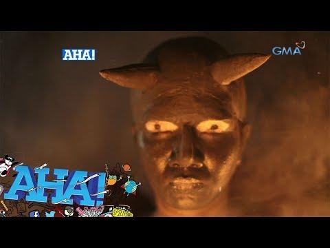AHA!: Ang misteryosong rebulto sa Malabon