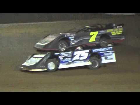 Ark La Tex Speedway Comp Cam Super Dirt Series Latemodel B main 1 5/7/16