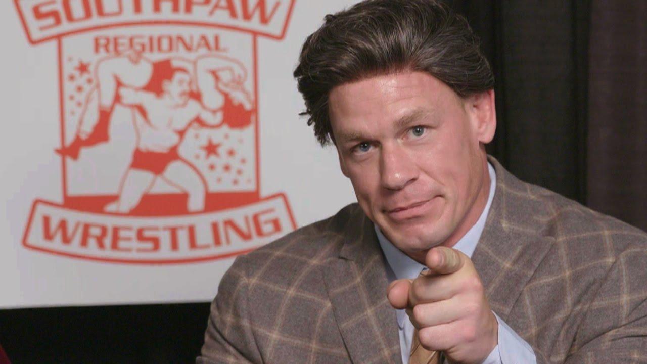Talk wrestler remove thumb