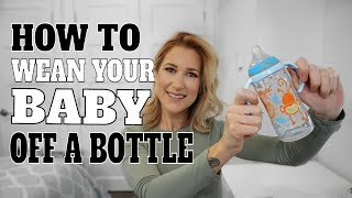 How To Wean Your Baby Off A Bottle   The new mom diaires