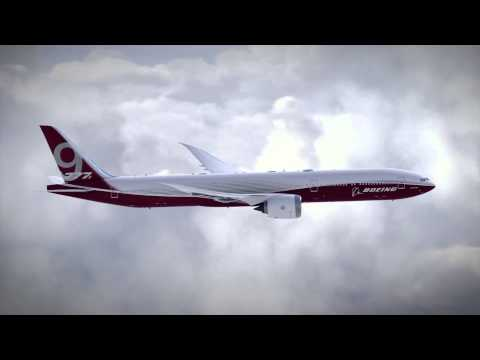 Boeing 777X Airplane   Boeing Commercial Airplanes
