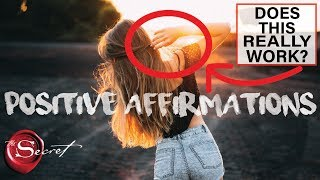Do Positive Affirmations Really Work? | Law of Attraction Secrets