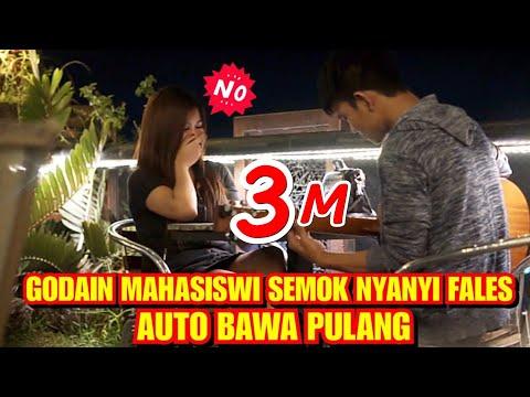 🔴 GODAIN MAHASISWI SEMOK !!! AUTO BAWA PULANG - YAMIE PANDA TIMOHO