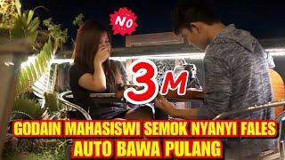 🔴 GODAIN MAHASISWI SEMOK !!! AUTO BAWA PULANG - YAMIE PANDA TIMOHO MP3
