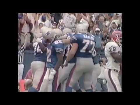 New England Patriots 1994 Highlights