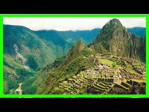 14 top-rated tourist attractions in peru