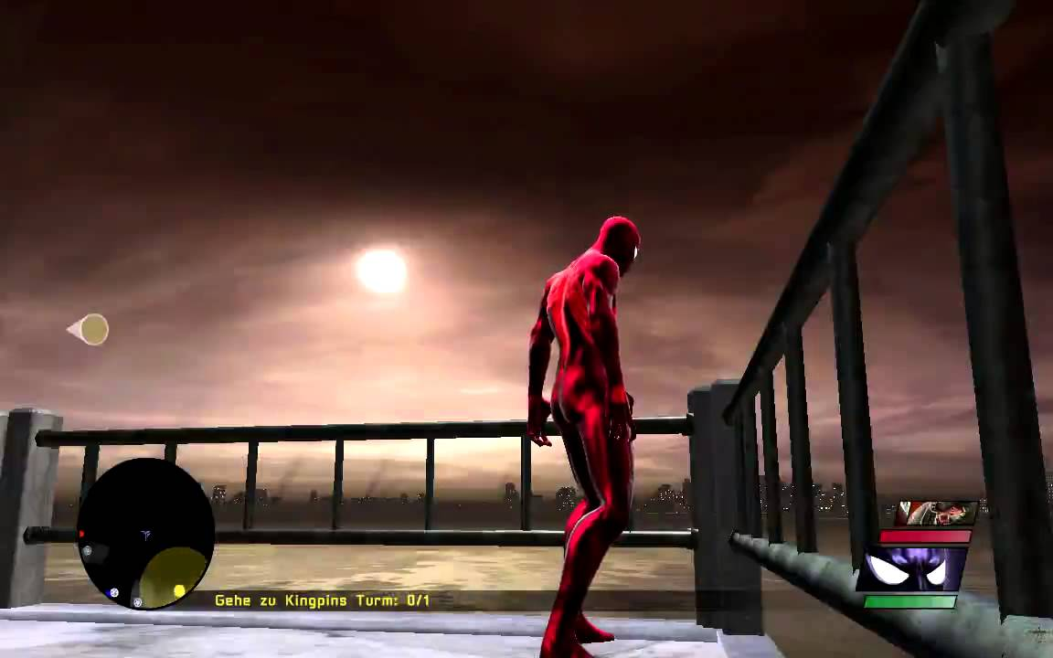 Ultimate spider man carnage