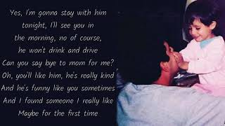 Camila Cabello - First Man (Lyrics)