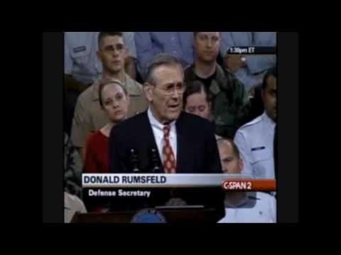 WMD Lies - (Bush Administration) George W. Bush and his Lying Friends