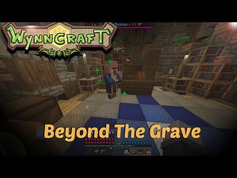 Wynncraft Gavel: Beyond The Grave Quest Guide!