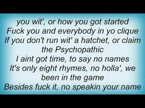 Blaze Ya Dead Homie - Juggalo Anthem Lyrics
