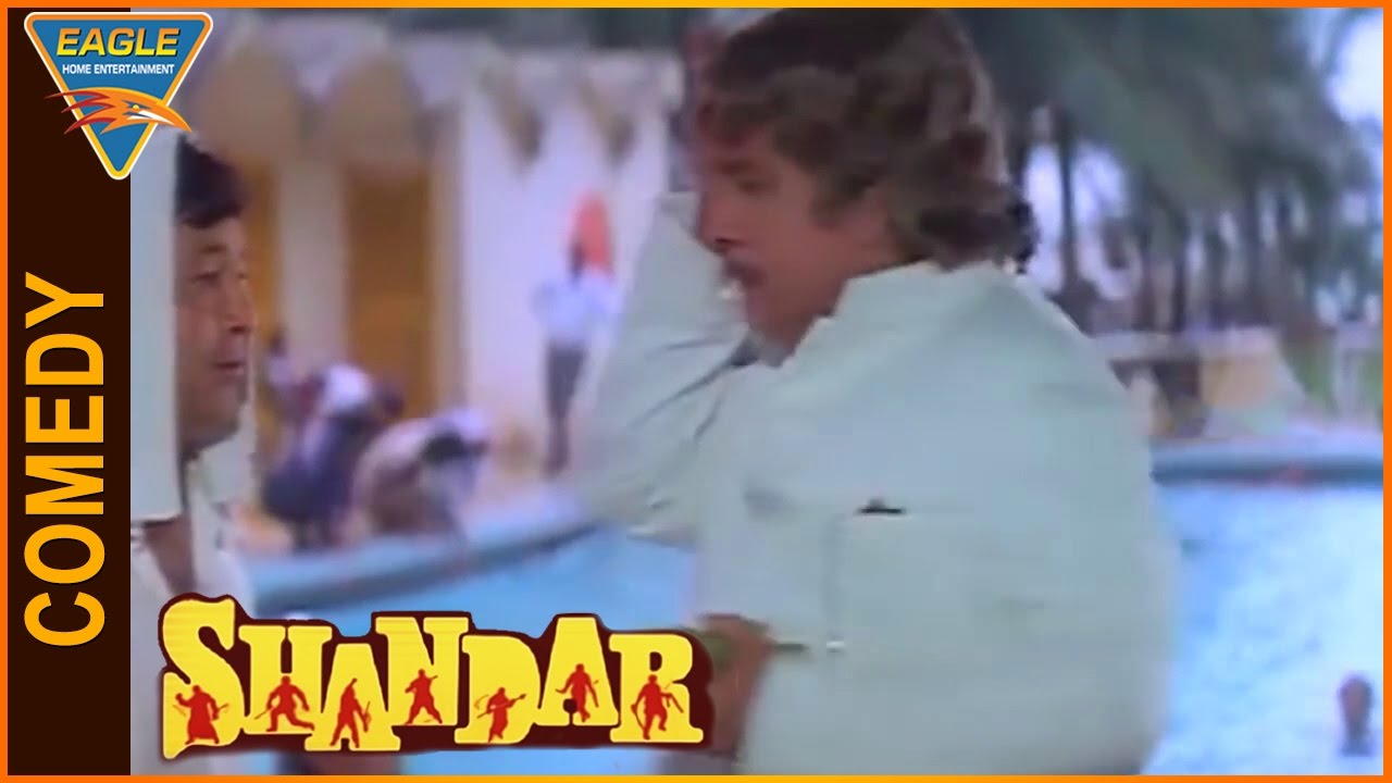 shandaar hindi movie kader khan very funny comedy scene