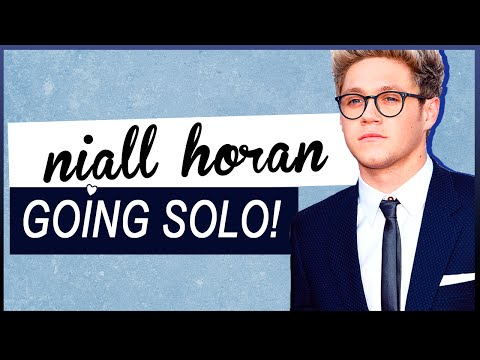 NIALL IS GOING SOLO! || One Direction News...