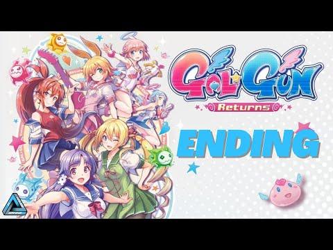 Let's Play! Gal Gun Returns Akira Ending (Switch) |